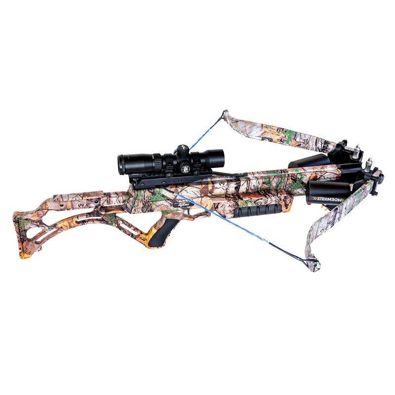 Kuša reflexná  STEAMBOW Armbrust Excalibur Bulldog 400 - 280 lbs / 400 fps