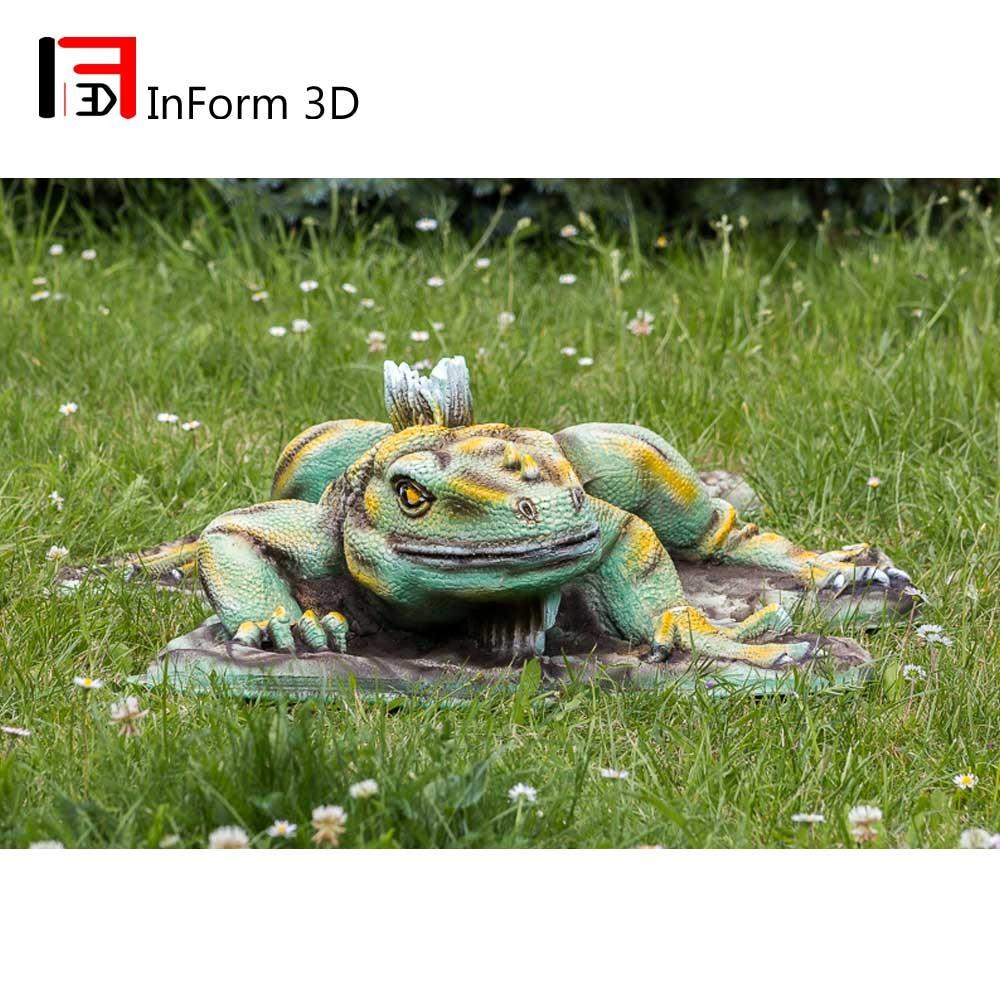 3D Terčovnice Varan