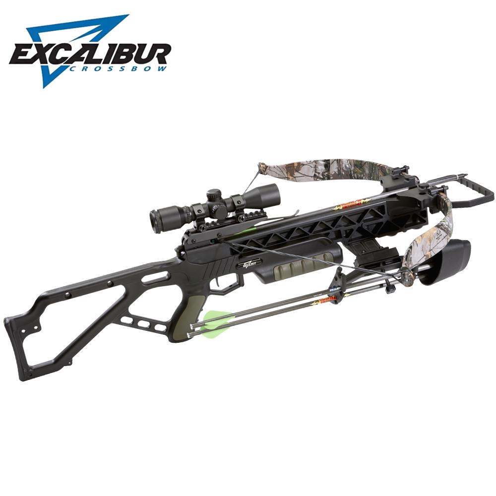 Kuša reflexná EXCALIBUR GRZ2 - 200 lb / 305 fps