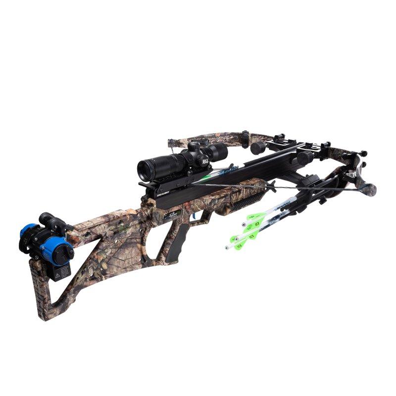 Kuša reflexná  EXCALIBUR Matrix Bulldog 440 - Mossy Oak - 300 lbs / 440 fps