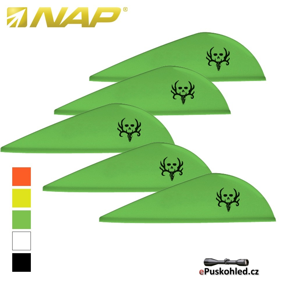 NAP letky Quikspin Vanes - rôzne farby